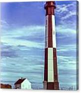 Cape Henry Lighthouse Canvas Print