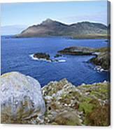 Cape Horn National Park Patagonia Canvas Print