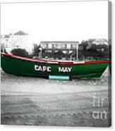 Cape May Fusion Canvas Print