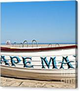 Cape May New Jersey Canvas Print