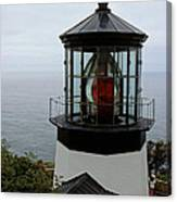 Cape Meares Light Canvas Print