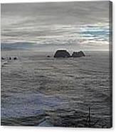 Cape Mears Storms Canvas Print