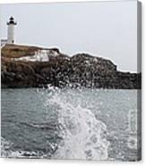 Cape Neddick - Nubble Light 4 Canvas Print