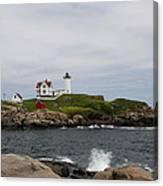 Cape Neddick - Nubble Lighthouse Canvas Print