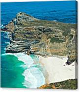 Cape Of Good Hope-south Africa Canvas Print