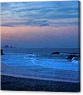 Cape Sebastian Oregon Canvas Print