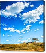 Cape Spear National Historic Park Canvas Print