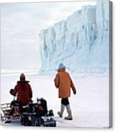 Capeevans-antarctica-g.punt-2 Canvas Print