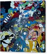 Capillary Attraction  Canvas Print