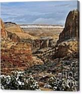 Capitol Reef Canvas Print