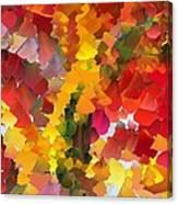 Capixart Abstract 102 Canvas Print