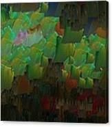 Capixart Abstract 85 Canvas Print