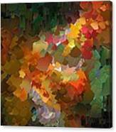 Capixart Abstract 90 Canvas Print