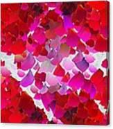Capixart Abstract 99 Canvas Print