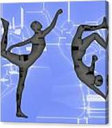 Capoeira 2 Canvas Print