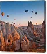 Cappadocia, Turkey Canvas Print