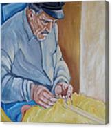 Captain Andreas Canvas Print