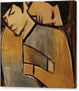 Captain Kirk Spock Cubism Art Print Canvas Print