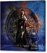 Captain Persephone II Canvas Print