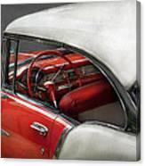 Car - Classic 50's  Canvas Print