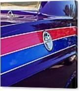 Car Colors Canvas Print
