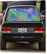 Car Show 038 Canvas Print