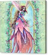 Cardinal Fairy Canvas Print