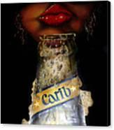 Carib Beer Canvas Print