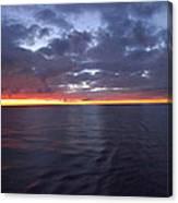 Caribbean Cruise - On Board Ship - 1212102 Canvas Print