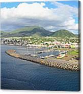 Caribbean Cruise - On Board Ship - 1212230 Canvas Print