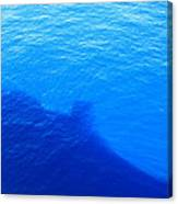 Caribbean Cruise - On Board Ship - 121289 Canvas Print
