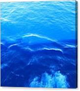 Caribbean Cruise - On Board Ship - 121292 Canvas Print