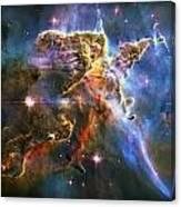Carina Nebula 6 Canvas Print