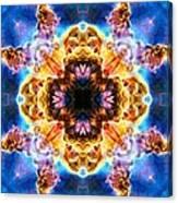 Carina Nebula V Canvas Print