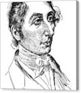 Carl Maria Von Weber (1786-1826) Canvas Print