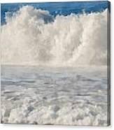 Carmel By The Sea California Beach Canvas Print