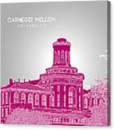 Carnegie Mellon University Hamerschlag Hall Canvas Print