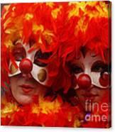 Carnevale Di Venezia 100 Canvas Print