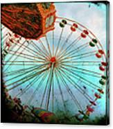 Carnival Colors Canvas Print