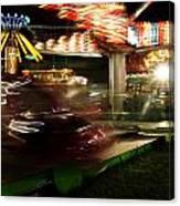 Carnival Ride 1  Canvas Print