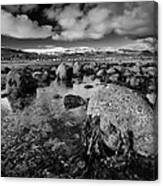 Carnlough Bay Canvas Print