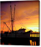 Carolina Morning Canvas Print