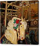 Balboa Park Carousel Canvas Print
