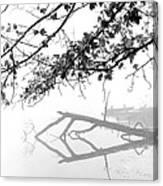 Carpenter Lake Morning Canvas Print
