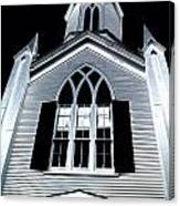 Carver Church Canvas Print