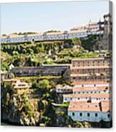 Casa Calem, Port Wine Houses, Porto Canvas Print