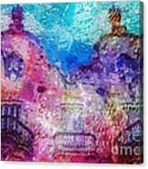 Casa Calvet Canvas Print