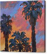 Casa Tecate Sunrise Canvas Print