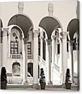 Casablanca Canvas Print