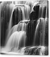 Cascades Of Lower Lewis Falls Canvas Print